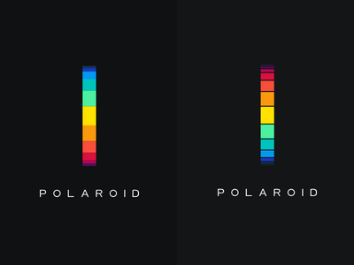 Polaroid Logo Variations