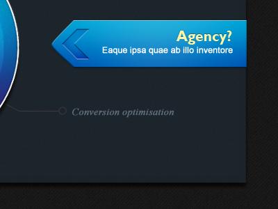 Call to action web design website blue cta texture dark