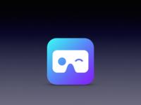 VR app icon