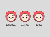 Which mood are you in? sad happy expression character people face mood