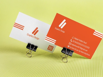 Consulting Business Card Design