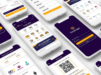 Prolife App UI Design