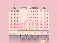 The Grand Budapest Hotel  · 1