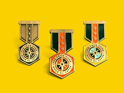 Merit Badge Pins