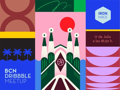 Barcelona Dribbble Meetup II