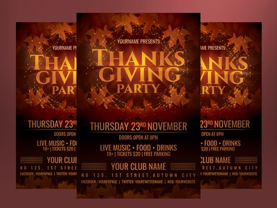 Thanksgiving Party Flyer Template elegant flyer family party drinks club party psd template template invitation thanksgiving flyer idea bbq autumn flyer flyer template cocktail barbecue party flyer backyard dinner party thanksgiving party thanksgiving flyer thanksgiving