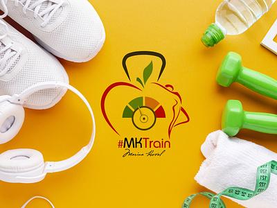 MKTrain design branding vector logotype logodesign logo logo creation adobe photoshop adobe illustrator