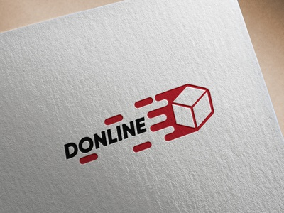 Donline logo branding vector logotype logodesign logo creation logo adobe photoshop adobe illustrator