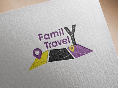 Logo Family Travel