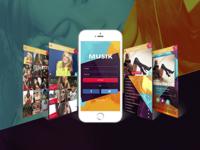 App MUSIK
