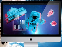 Wordpress Blog Layout