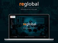 Redesign Reglobal website