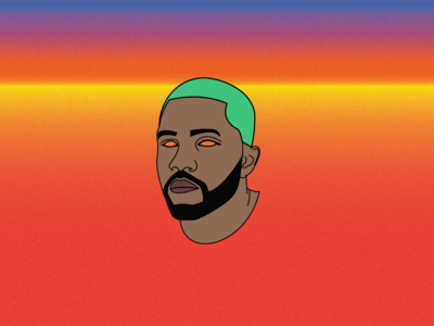 Frank Ocean illustration
