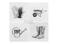Illustration - Jardinage