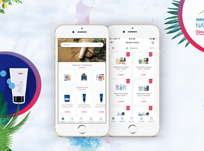 M-commerce App Development - GHN