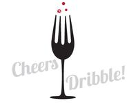 Cheers Dribbble
