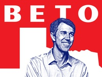 Beto for Texas Poster