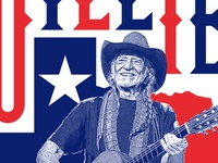 Willie for Beto