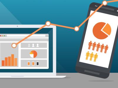 Appburst Analytics Blog Header analytics data mobile app dashboard user interface blog graphic