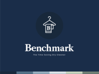 Benchmark Logo Version 1