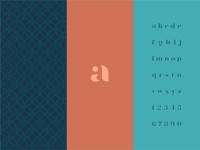 Abode Style Guide classy class color explore mockup pattern vector logo icon illustrator design identity branding brand