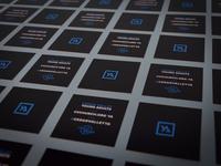 YA Business Cards