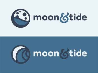 Moon & Tide Text