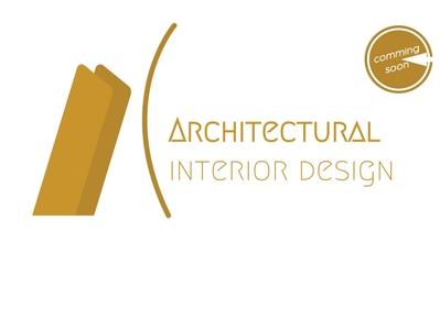ARCHITECTURAL interior design adobe illustrator logo design illustration