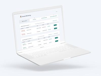 Online learning - session monitoring platform online learning customer care platform dashboard