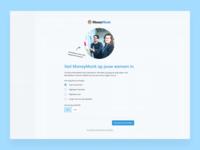 Onboarding MoneyMonk visual online userinterface user experience design app uxui digital onboarding ui uidesign uxdesign software saas product ui ux onboarding