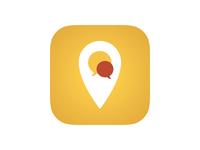 GeoForum iOS app icon