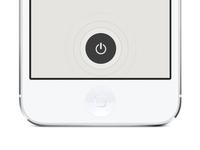login/logoff button