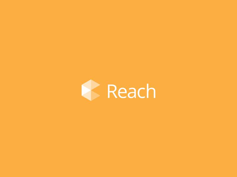 Reach (4 of 5) suite sub-brand logo design corporate identity brand identity branding