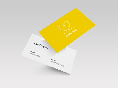 Carebee Business Card