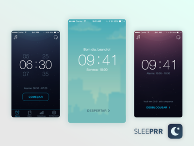 Sleeprrr @ Sleep Analysis App