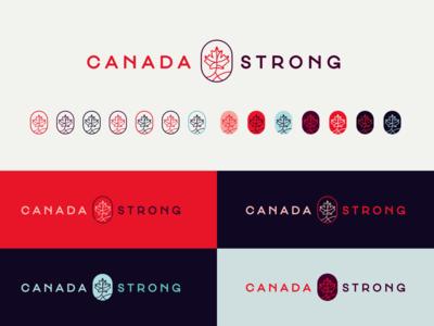 Canada Strong Logo
