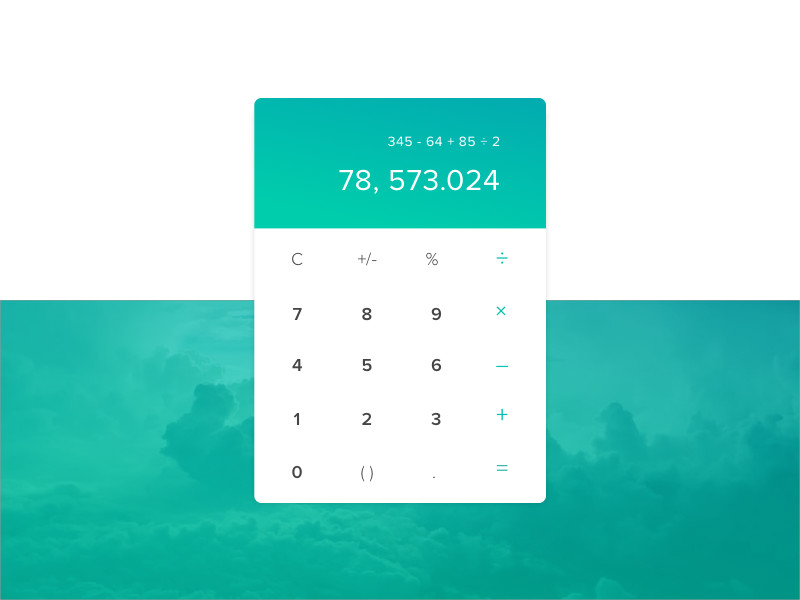 Daily UI #04 mobile app ux ui surfboard calculator interface challengedailyui 04 004