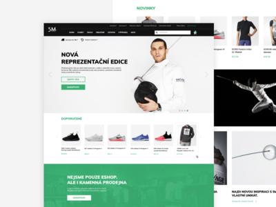 5M Fencing Homepage
