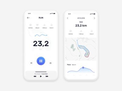 Run app concept