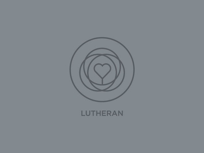 Lutheran Base Package Logo