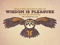 Proverbs 10 23