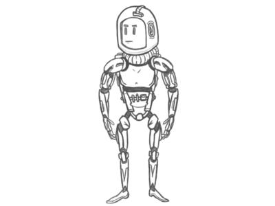 Lucky WIP - Concept Sketch