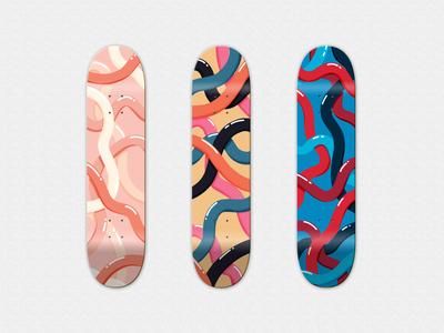 Squiggle Skateboards