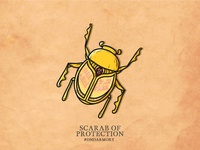D&D Armory 004 - Scarab of Protection