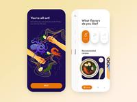 Food Recipes App