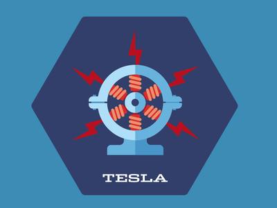 Signage - Tesla