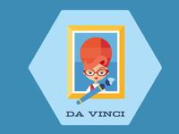 Signage - Da Vinci