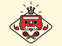 Staceland© Logo WIP