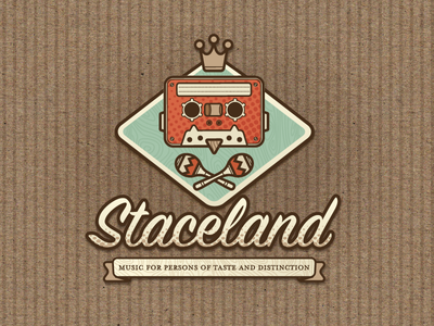 Staceland© Logo