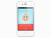 Baby Mood Mobile App